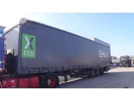 tilt semi trailer Kögel SAF-AXLES / BELGIAN TRAILER IN PERFECT CONDITION 2008