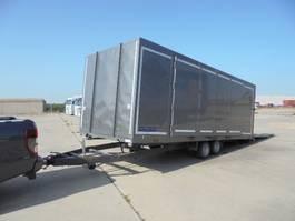 car transporter car trailer Harbeck A 3500 TAC 2006