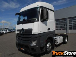 hazardous materials tractorhead Mercedes Benz ACTROS 1843 LS 2015