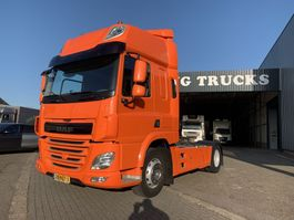 cab over engine DAF CF 370 euro 6 only 459.000 km !!! 2014