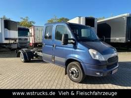 Abschleppwagen Nutzfahrzeug Iveco 70C21 Doppelkabine Fahrgestell  AHK