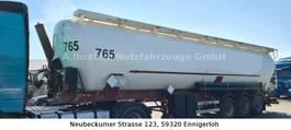 feed semi trailer Spitzer SK 2760 CAL GGVS, Zustand gut