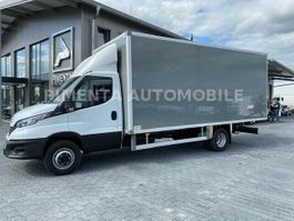 Koffer Transporter < 7.5 tonnen Iveco Daily 70C18A8 Navi/TPlus+Hill/MAXI KOFFER 1,49% 2020