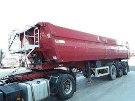 tipper semi trailer Mol Oplegger Top 1a isolatedislolier 2005