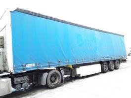 tilt semi trailer Schmitz Cargobull Oplegger 2007