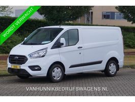 closed lcv Ford Transit Custom 320S 130PK Trend €300 / Maand Airco, Cruise, Trekhaak NR... 2020