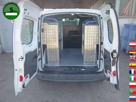 closed lcv Mercedes Benz Citan 108 CDI lang KLIMA WERKSTATT 2014