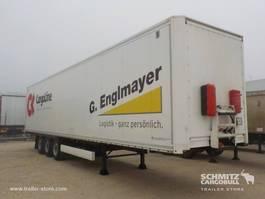 geschlossener Kasten Auflieger Krone Dryfreight Mega Double deck Roller shutter door 2012