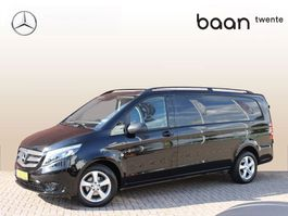 closed lcv Mercedes Benz Vito 116 CDI XL | Deuren, LED, Camera, Alarm | Certified 24 maanden gara... 2019