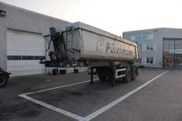 tipper semi trailer Schmitz Cargobull 25 m3 stål 2001