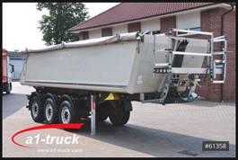 tipper semi trailer Schmitz Cargobull 10 x  SKI 24 SL 7.2  Kipper, 24m³, TÜV 07/2021 2015