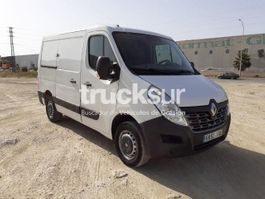 Koffer Transporter < 7.5 tonnen Renault Master 125.35 2015