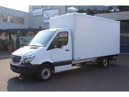 Koffer Transporter < 7.5 tonnen Mercedes Benz Sprinter 316 CDI L3 432 Bakwagen Laadklep 160 cm, Airco 2018