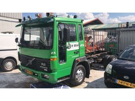 chassis cab truck Volvo FL *full steel suspension* !! Manual 1999