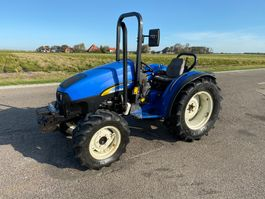 farm tractor New Holland TCE50 2003
