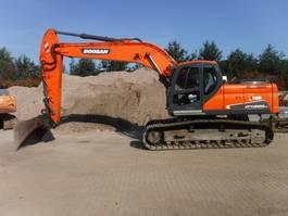 crawler excavator Doosan DX 225 LC 2009