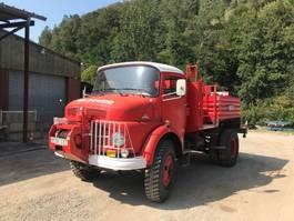 fire truck Mercedes Benz MB911 1980