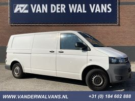 closed lcv Volkswagen Transporter 2.0 TDI L2H1 140pk Airco, cruisecontrol, 2500kg trekhaak 2012