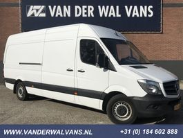 closed lcv Mercedes Benz Sprinter 313CDI 432 L3H2 Maxi | Airco Cruisecontrol 3-Zits 2016