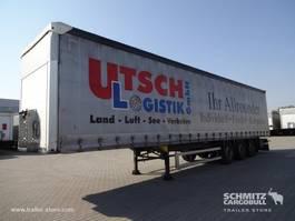 Schiebeplanenauflieger Schmitz Cargobull Schuifzeil Coil 2014