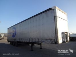Schiebeplanenauflieger Schmitz Cargobull Schuifzeil Varios 2013