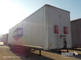 geschlossener Kasten Auflieger Schmitz Cargobull Dryfreight Mega 2016