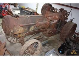 Landwirtschaftlicher Traktor Aultmann & Taylor Lokomobile 1908