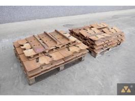 Fahrgestell Ausrüstungsteil Caterpillar Trackshoes D9T/D9R