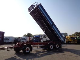 tipper trailer Kempf HKD24 + 3 AXLE +3  Kipper 2013