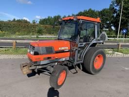 Landwirtschaftlicher Traktor Kubota L 4200 4 X 4