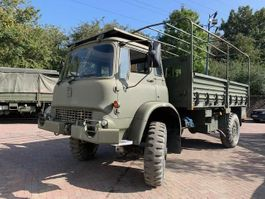 army truck Bedford Bedford MJ 4x4 Truck with Winch Ex army 1988