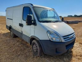 closed lcv Iveco Daily 2007