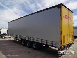 Schiebeplanenauflieger Schmitz Cargobull Schuifzeil Mega 2014
