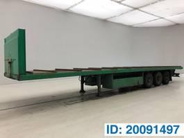 flatbed semi trailer Lag Plateau 1994