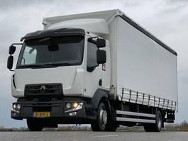 sliding curtain truck Renault RENAULT MITLUM 12.220.  EURO6. 2015.  148321km 2015