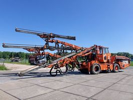 Earth drill Tamrock Axera T12 Good working condition 2006