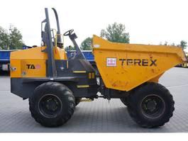site dumper wheeled Terex TA 9 2016