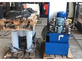 compressors Hydroton CFP450 - 4 x 2-350-E (ID23990) CFP450 - Hydraulic press 2012