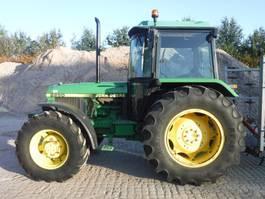 farm tractor John Deere 2250 1990