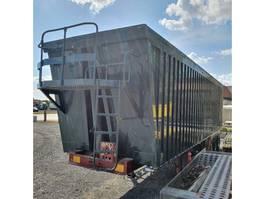 tipper semi trailer Benalu kipper 2011
