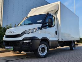closed box lcv < 7.5 t Iveco DAILY 35S16 bakwagen + laadklep 2018