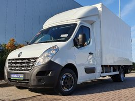 closed box lcv < 7.5 t Renault MASTER 2.3 dci 150, laadbak, la 2012