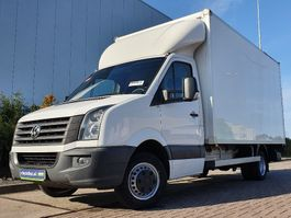 closed box lcv < 7.5 t Volkswagen CRAFTER 50 2.0 tdi 163 , gesloten l 2015