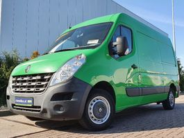 closed lcv Renault MASTER 2012
