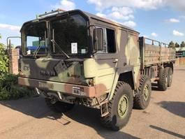 army truck MAN kat 8x8 1984