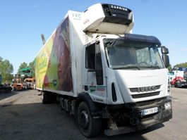 refrigerated truck Iveco Eurocargo 2009