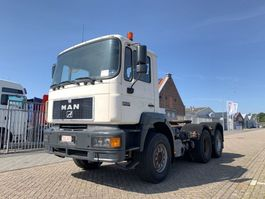 cab over engine MAN 26.403 6x4 Tractor 1997