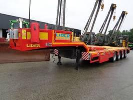 lowloader semi trailer Lider LD 07 Low Loader 80 Ton 2020