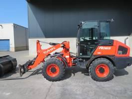 wheel loader Kubota R 065 2015