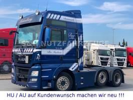 heavy duty tractorhead MAN TGX 26.480 XXL 6x2 EURO 6 - 60 TON ZZG 2014